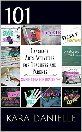 101 Language Arts Activities cover