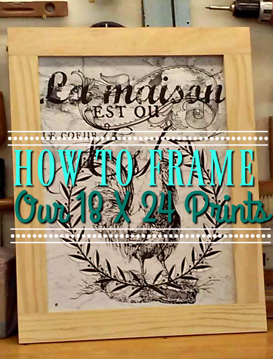 how to frame